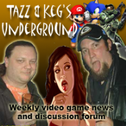 Tazz and Keg's Underground