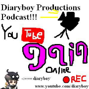 Diaryboy Productions Podcast
