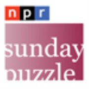 NPR: Sunday Puzzle Podcast