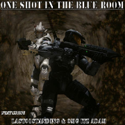 One Shot In The Blue Room