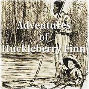 """Adventures of Huckleberry Finn"" Audiobook (Audio book)"