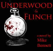 Vampire Novel: Underwood and Flinch - Bonded in Bl