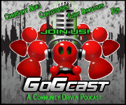 GoGCast - A Community-Driven Podcast