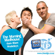 The Edge - Podcasts -  Morning Madhouse
