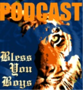 Bless You Boys Podcast 45: A fart in a mitten
