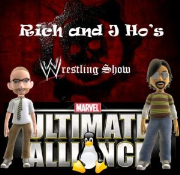 Rich and J Ho's Wrasslin' Show