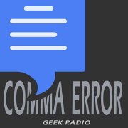 Comma Error Radio