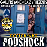 195 - Doctor Who: Podshock