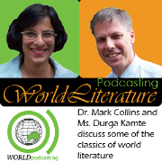 World Literature Podcasting - Improve your knowledge of English literature and the English language