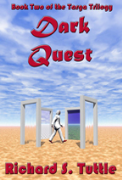 Dark Quest, Book 2 of the Targa Trilogy - A free audiobook by Richard S. Tuttle