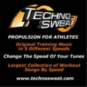 Techno Sweat Workout Podcasts - Train At Your Speed