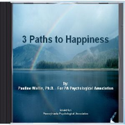 3 Paths to Happiness