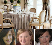 The Skirted Roundtable: outtake with Kathryn Ireland on Million Dollar Decorators