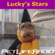 PetLifeRadio.com - Lucky'sStars - Horoscopes for pets & pet astrology on Pet Life Radio.