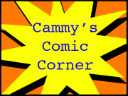 Cammy's Comic Corner