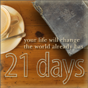 21 Days Bible Reading Challenge - 21days.com - Thomas Nelson Inc.