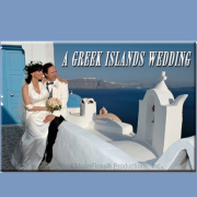 A GREEK ISLANDS WEDDING