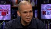 Web Exclusive: René Pérez of Calle 13 Interviewed by Juan González (In Spanish)