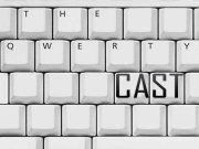 The QWERTY cast