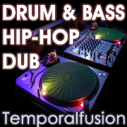 Temporal Fusion Podcast: Drum and Bass, Hip Hop, Glitch, and Dub Step