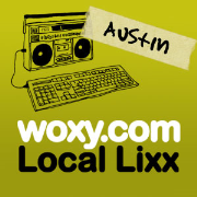 WOXY Local Lixx Austin Podcast