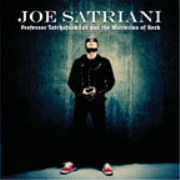 "Joe Satriani ""Professor Satchafunkilus and the Musterion of Rock"" Podcast (Audio)"