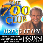 CBN.com - Bring it On - The 700 Club - Video Podcast