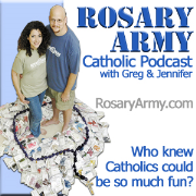 Rosary Army Catholic Video Podcast