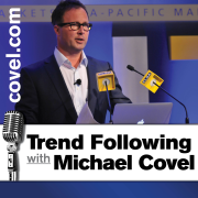 Ep. 165: Tom O'Connell Interview with Michael Covel on Trend Following Radio
