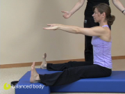Pilates Instructors : E44 :  Breathing with Mat Work