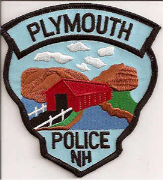 Plymouth area Police - Concord (Lakes Region), US