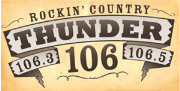 WKMK - Thunder 106 - 106.3 FM - Eatontown, US