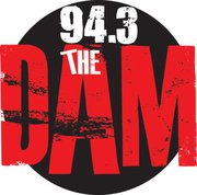 WCMG - The Dam - 94.3 FM - Florence, US