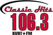 KVHT - Classic Hits 106.3 - 106.3 FM - Sioux City, US