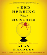 A Red Herring Without Mustard - A Red Herring Without Mustard: A Flavia de Luce Novel - US