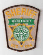 Moore County Sheriff, Fire and EMS, Aberdeen, Carthage, Pinehurs - 16 kbps MP3