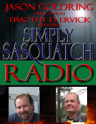 Simply Sasquatch Radio | Blog Talk Radio Feed
