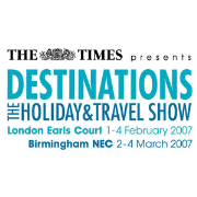 The Times presents Destinations Show Podcast