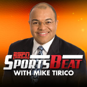 ESPN Radio: SportsBeat with Mike Tirico