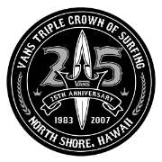 Vans Triple Crown of Surfing Podcast