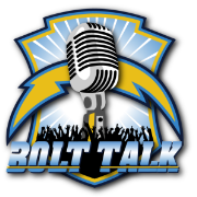 BoltTalk: San Diego Chargers Fan Podcast