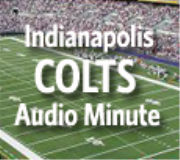 Indianapolis Colts Audio Minute