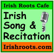 Irish Song and Recitation: History, Chat and Sing