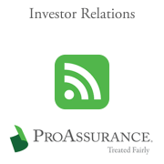 ProAssurance Conference Calls - Earnings
