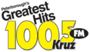 CKRU-FM - Kruz FM - 100.5 FM - Peterborough, Canada