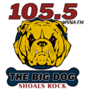 WVNA-FM - The Big Dog - Muscle Shoals, US