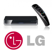 LG Blu-ray & Media Players