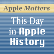 This Day in Apple History