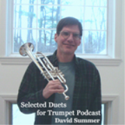 Selected Duets for Trumpet Podcast