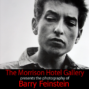 Morrison Hotel Presents the photography of Barry Feinstein.